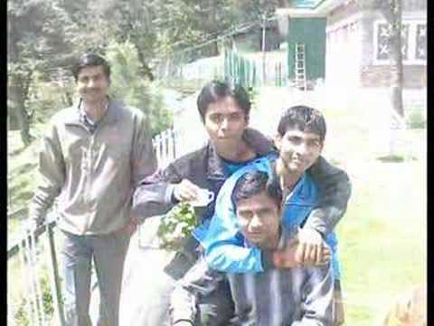 NIT srinagar tour the college