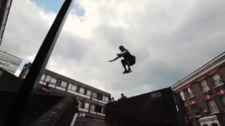 Art of Motion   A Parkour Story 2018