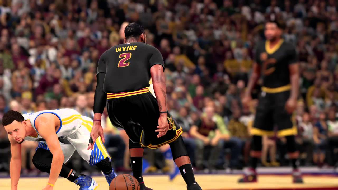 e50d53c197f Ankle Breaker  10 kyrie Irving drops Stephen curry! - YouTube