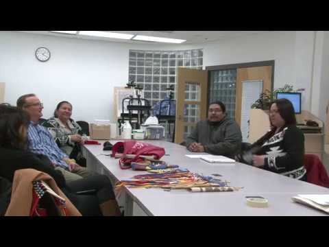 Native Arts and Culture Program Student Testimonial- Tessirae