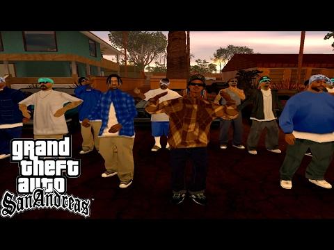 Eazy E - Real muthafuckin G's-GTA Sa