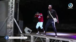 Wasanii wa Tanga jinsi wanavyojituma kwenye show