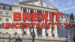 Brexit and the Bank of England Interest Rate Decision!