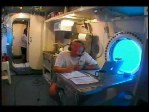 Motion In The Ocean: A Live Broadcast From America's Inner Space Station