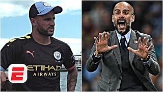 'Champions League title is needed' for Pep Guardiola & Man City - Kyle Walker | Premier League