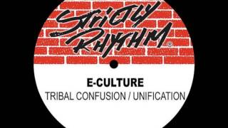 E-Culture - Unification (Unification Mix)
