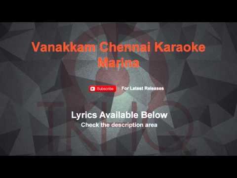 Vanakkam Chennai Karaoke Marina Karaoke