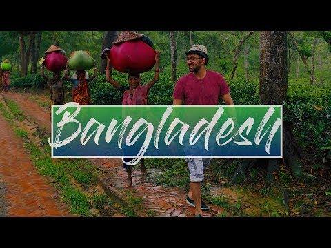 BANGLADESH 🇧🇩 An Epic Travel Video // DJI Phantom 3 Drone