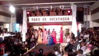 Miss Santa Cruz El Seibo 2014