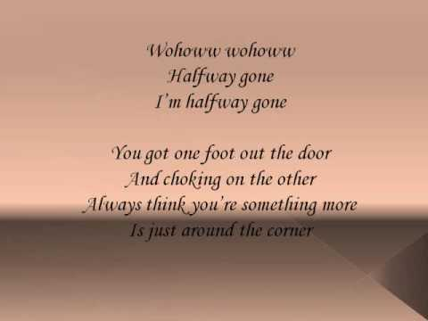 """Halfway Gone"" [HD] by Lifehouse"