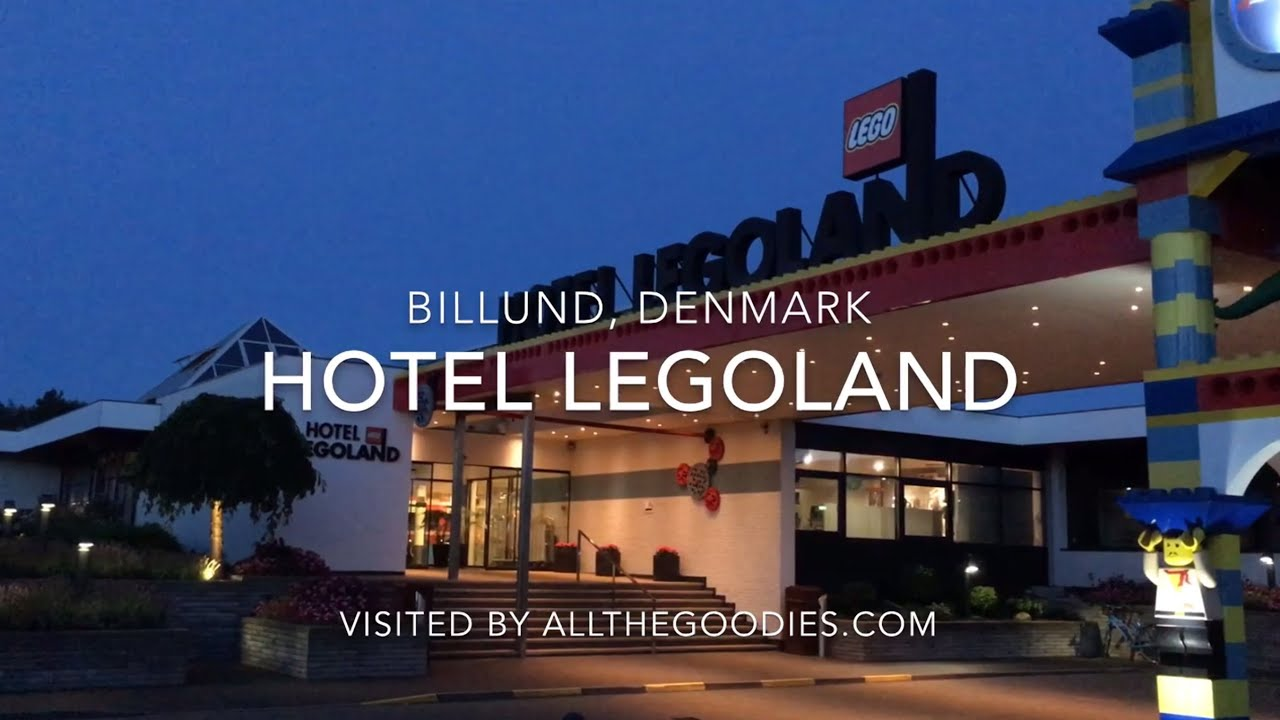 Hotel Legoland, Billund Denmark | allthegoodies com