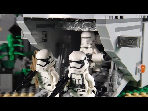 LEGO STAR WARS PART 1 - WRATH OF THE FIRST ORDER
