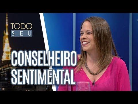 Conselheiro Sentimental Com Paula Napolitano E A Cantora Lary - Todo Seu (10/05/18)
