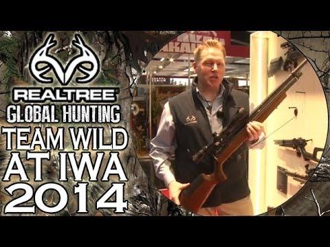 Guns, Girls & Camo Wedding Dresses! All The Cool New Stuff From IWA 2014