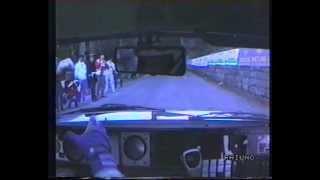 Rallye Montecarlo 1990 - Biasion & Cerrato - Lancia Delta 16v - onboard PS1