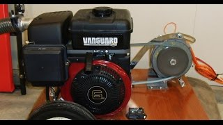 DIY 12V Generator Charger - 10 Demonstration and How to Build