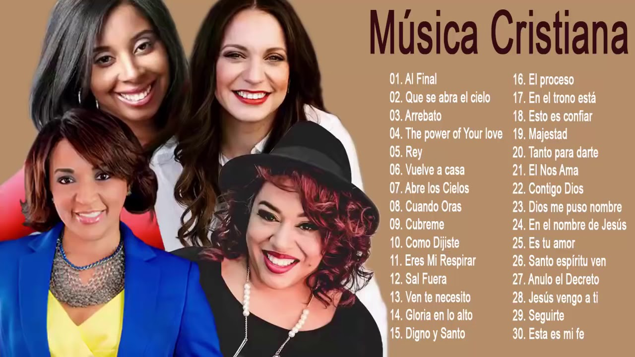 Las 30 Mejores Canciones De Lilly Goodman Nancy Amancio Ingrid Rosario Christine D Clario Youtube