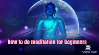 how to do meditation for beginners at home|DR Vidhu jain|A talk|samadhaanam