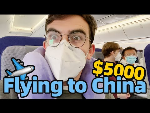 My CRAZY $5000 journey to China! | How To Travel 2020