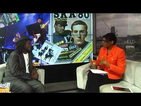 Neville Staple on Arise TV 01/08/2014