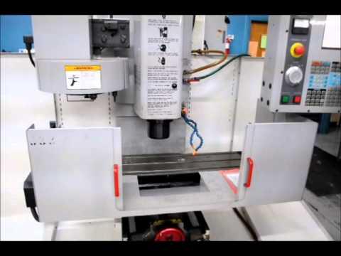 Haas TM1 CNC Tool Room Mill
