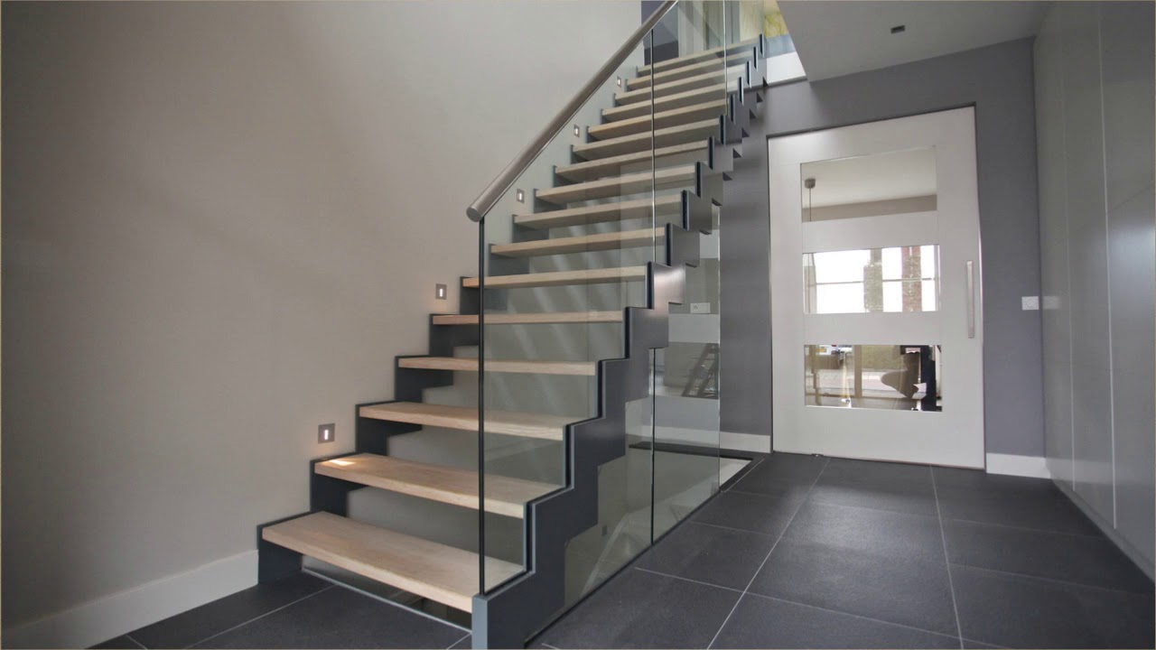 Ten Amazing Staircase Designs Small Homes Youtube   Design For Stairs At Home   Stair Case   Staircase Remodel   Stairway   Living Room   Handrail
