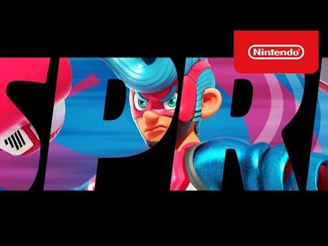 Nintendo Switch ARMSグランプリ公式ソング PV 【このソフトの他の動画】 http://www.youtube.com/playlist?list=PLPh3p_yYrx0Bm5kzCoR7unGAp09q3L7Fs 【この ...