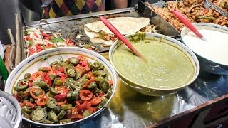 Quesadillas and Burritos from Mexico and KOREAN Burritos of Bulgogi Meat. London Street Food