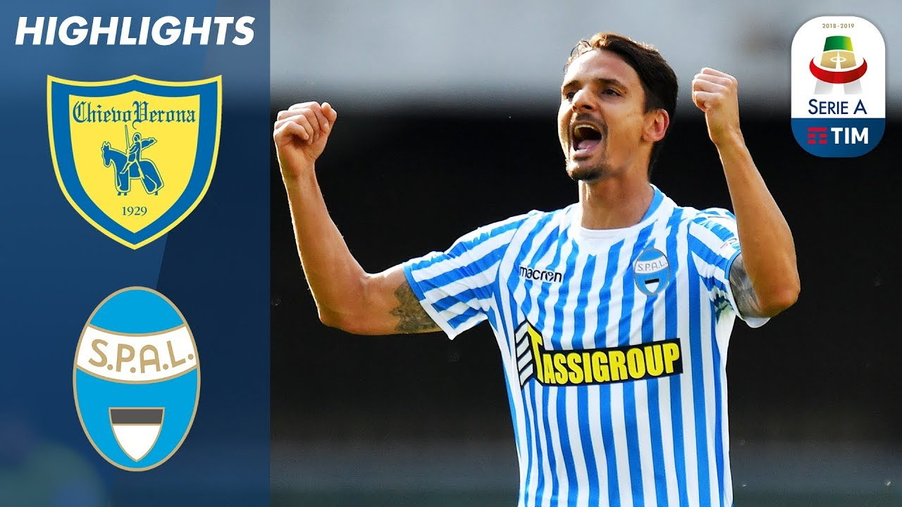 Chievo 0-4 SPAL | SPAL Thrash Cheivo to Continue Good Run | Serie A