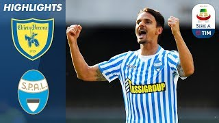 Chievo 0-4 SPAL | SPAL Thrash Chievo to Continue Good Run | Serie A