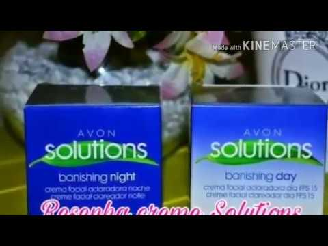 Resenha completa Clareador de pele Solutions