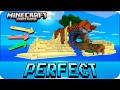 Minecraft PE Seeds - PERFECT Survival Island, Villages & Stronghold! MCPE 1.2 / W10 / Xbox