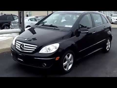 2008 mercedes benz b class b 200 sold youtube. Black Bedroom Furniture Sets. Home Design Ideas