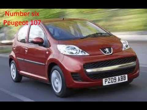 Top 10 Small Cars 2012 | casual onion - YouTube