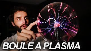 HOW DOES IT WORKS ?! (plasma ball)