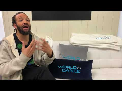 Savion Glover talks about 'The World of Dance' and History of Cultural Dance