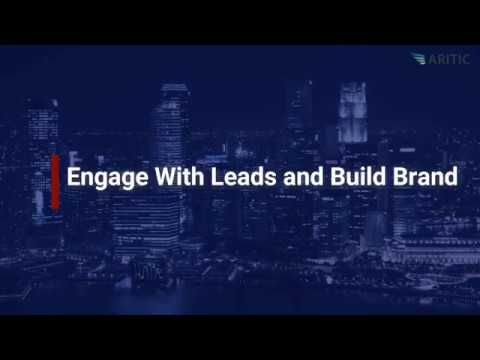 Aritic PinPoint - Full Stack Marketing Automation Product Demo