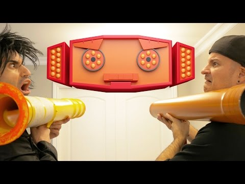 Thumbnail: NERF WAR: 2 Million Subscribers!