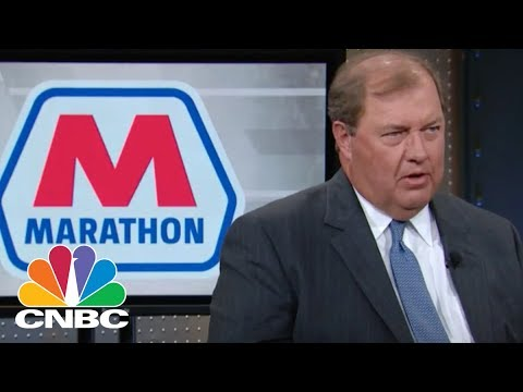 Marathon Petroleum CEO: Tremendous Flexibility | Mad Money | CNBC