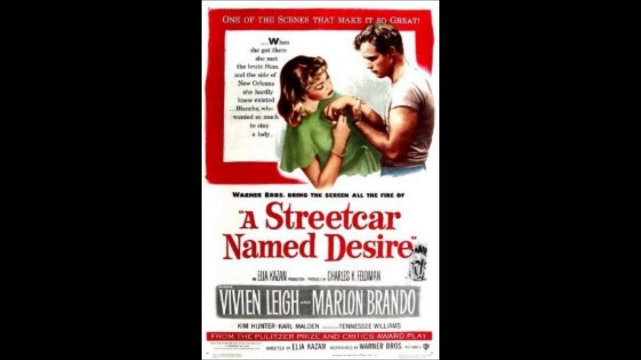 "analysis of a streetcar named desire Blanche dubois, stella's sister, arrives: ""they told me to take a street-car named desire, and then to transfer to one called cemeteries and ride six blocks and get off."