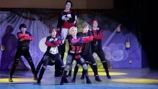 "Oni-no-Yoru 16 - 09. танец EXO: ""Monster"" - BreakPoint - Москва"