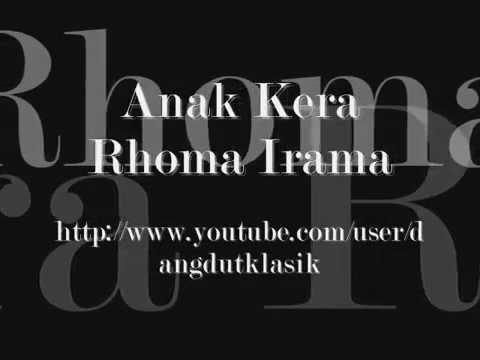 Rhoma Irama - Anak Kera (Lirik)