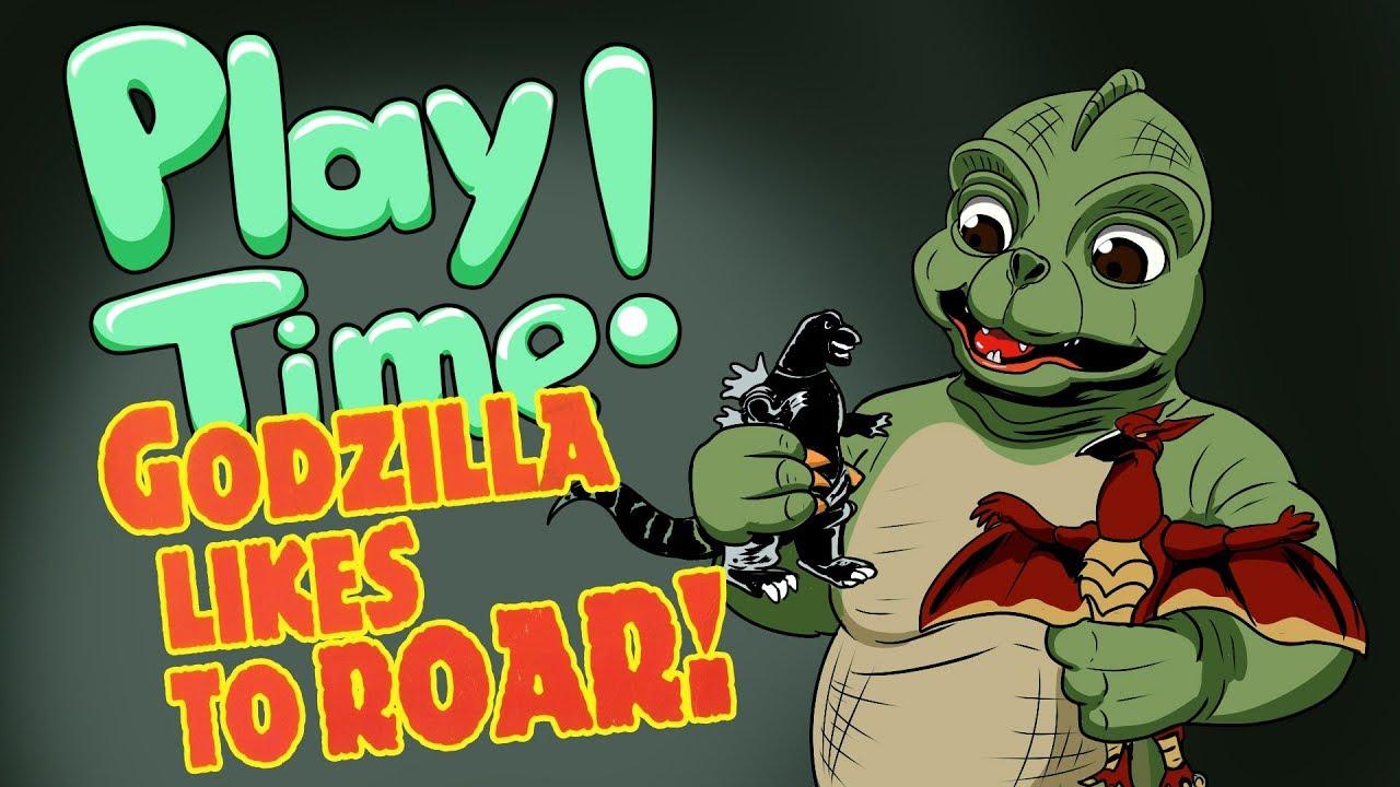 Godzilla Spiel