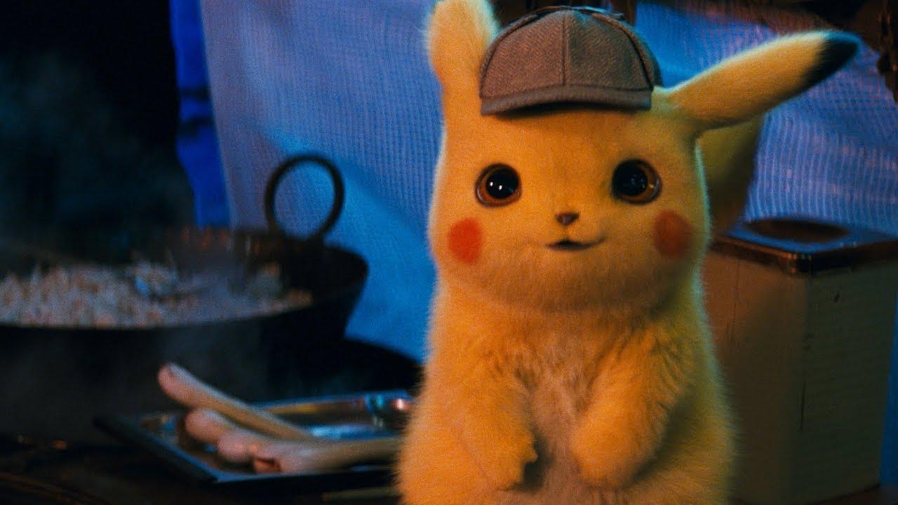 Pokémon Detective Pikachu Official Trailer 1 ซบไทย