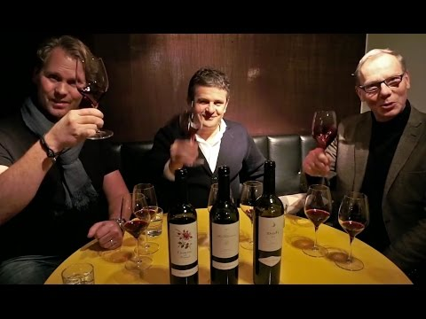 Alvaro Palacios pratar med Fredrik Schelin och Anders Levander