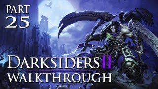 "Darksiders 2 Walkthrough - Part 25 ""Submerged!"" / Gameplay"