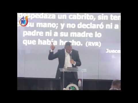 Pastor Denny Constanzo - La Unción de Rizpa