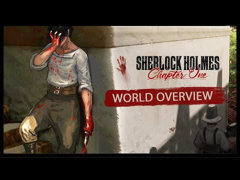 Sherlock Holmes Chapter One | World of Crime Overview