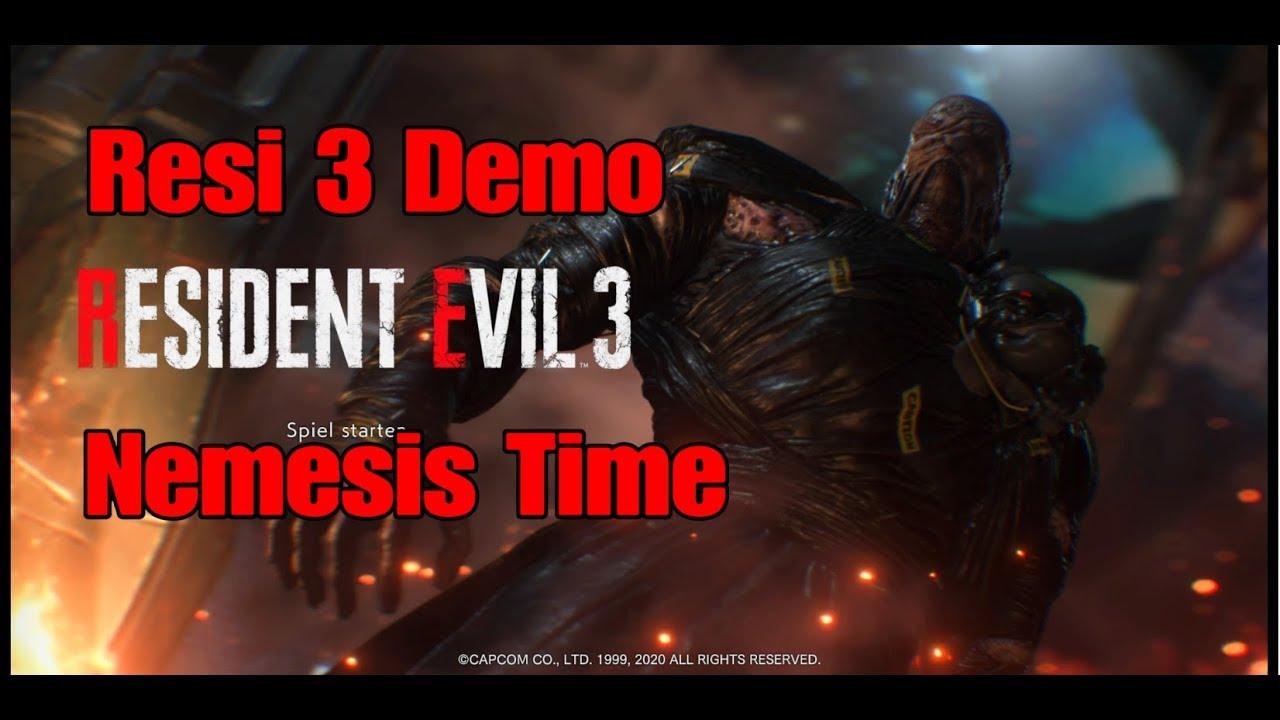 Resident Evil 3 Demo - Nemesis Time (Blind) #286