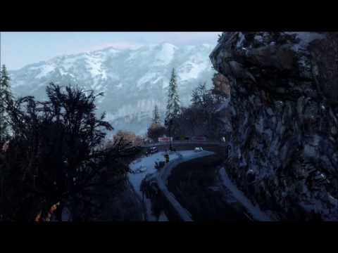 DiRT Rally - Ford Focus 2001 at Col de Turini - Sprint replay
